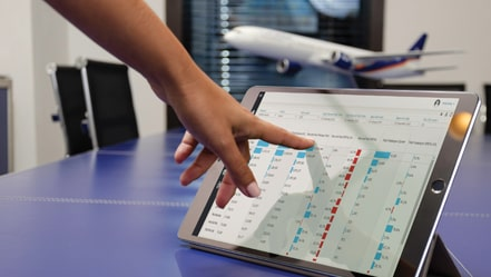 Orchestrating the Functionality of Airline Business Intelligence